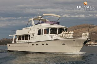 2007 Pilothouse Trawler 61