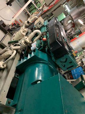 volvo penta marine generators set
