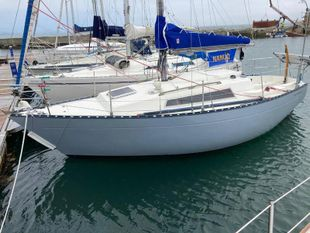 COBRA 750 completely refitted, new engine,excellent value  £8500