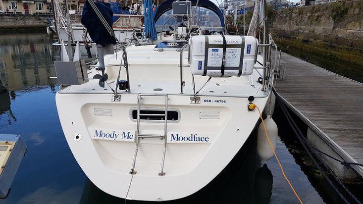 Moody 38 CC (sold)