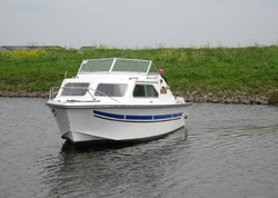 Shetland 640 motor yacht