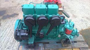 Volvo Penta MD17d 36hp Marine Diesel Engine Package