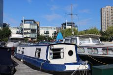 Lovely 40ft narrow boat with residential mooring