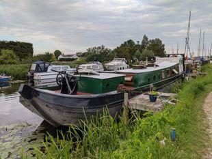 1930 Dutch Barge 65ft