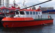 14.95 Meter Steel Crew Supply boat-Agent Boat
