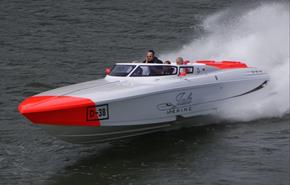 Carine Yachts  - Luxury Yacht Brokerage | DONZI 38 ZRC 2003 | Photo 1