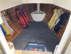 Upholstery recently renewed