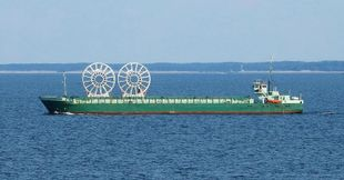 General Cargo Ship abt. 1550 DWT built 1984 in Germany