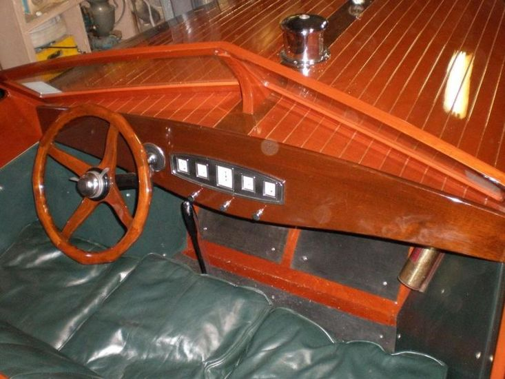 1926 Custom Rochester Triple Cockpit