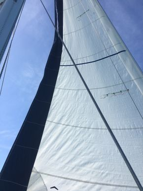 furling head sail