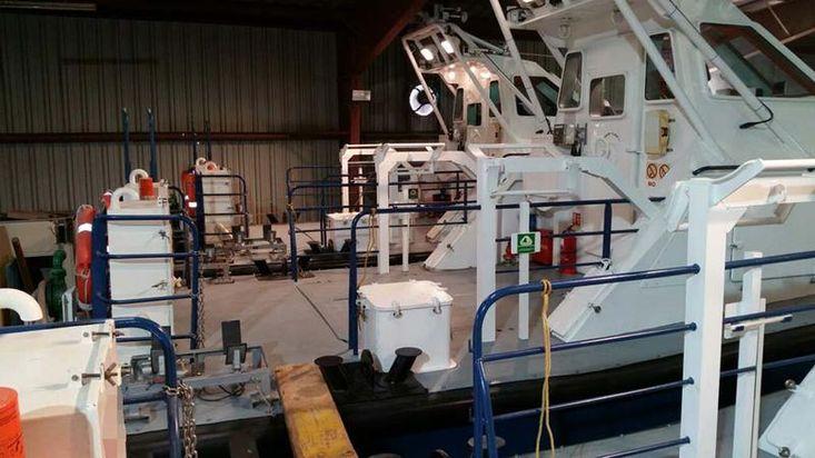 2011 Crew Boat