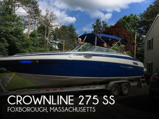 2016 Crownline 275 SS