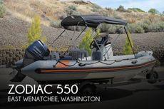 2014 Zodiac Pro Open 550 Neo