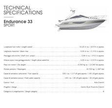 Cranchi Endurance 33