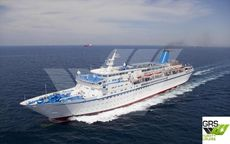 PROMPT AVAILABLE - 164m / 850 pax Cruise Ship for Sale / #1011818