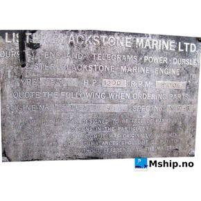 Lister Blackstone ESSL12M