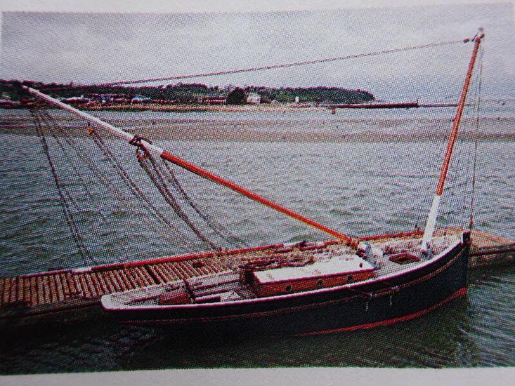 GRP Essex Smack Yacht