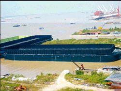300ft Deck Cargo Barges