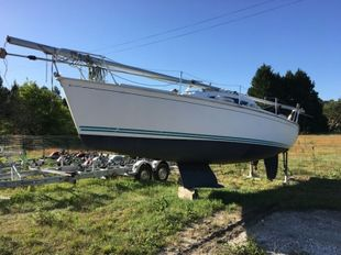 1994 SUN WAY 25 SHALLOW DRAFT