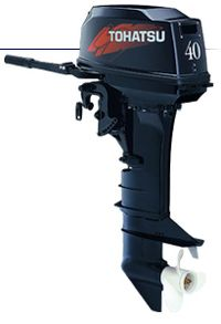 Tohatsu Two Stroke Series M40c