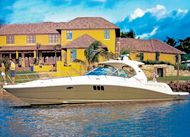 2006 SEA RAY 455 SUNDANCER