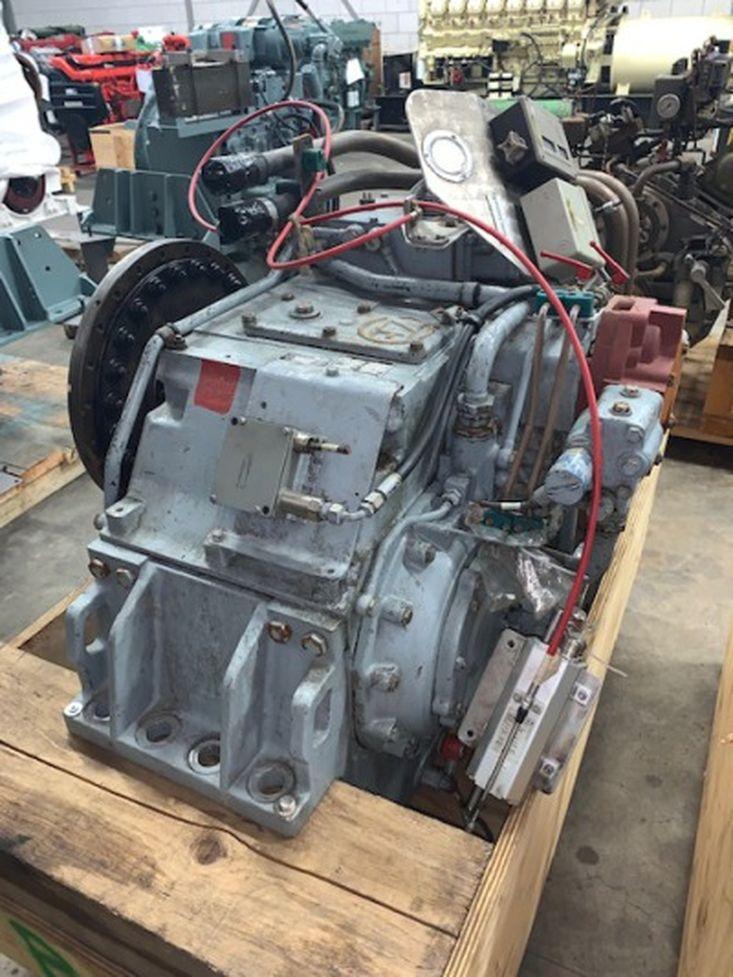 ZF BW 465 - 2.759-1A - SN 102 - FAST CRAFT