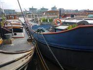 Elegant Luxemotor Dutch Barge