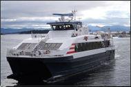90' Fast Cat Ferry