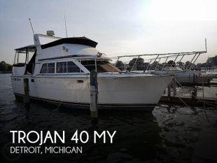 1979 Trojan 40 MY