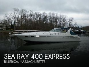 1994 Sea Ray 400 Express