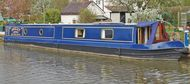 New 57ft Trad Stern Anderton