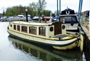 1914 Ex Dutch Sailing Barge
