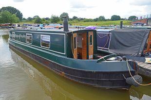 40ft Trad Stern Narrowboat