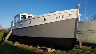 Timber Launch 36 (sold)