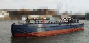1985 BARGE Split 32.00 m Only for Charter
