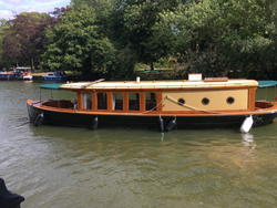 Edwardian River Launch
