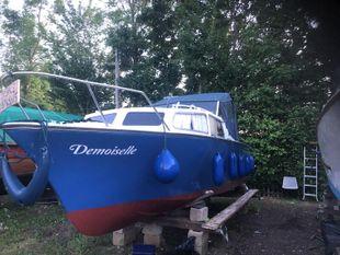 Boat Palomino 24ft  cabin cruiser