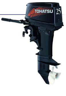 Tohatsu Two Stroke Series M25