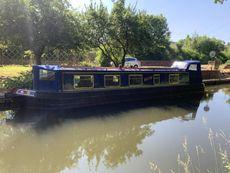 BCNB Navigator 'Bostin' 40ft Narrow Boat
