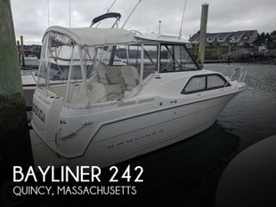 2006 Bayliner 242 EC CLASSIC