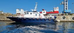 Ex Millitary High Speed Patrol Boat
