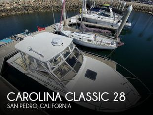 2000 Carolina classic 28