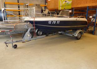 Auction: Utternbatar open motor boat S46 Exclusive