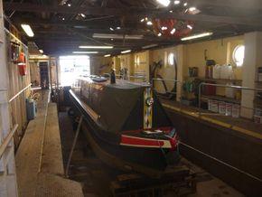 Narrow Boat Pre Purchase Survey