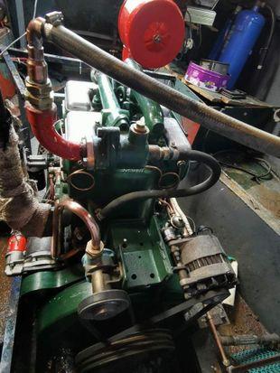 RUSSEL NEWBURY DM2 ENGINE RARE ENGINE500