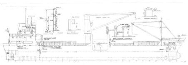 82m General Cargo/Pallet Carrier