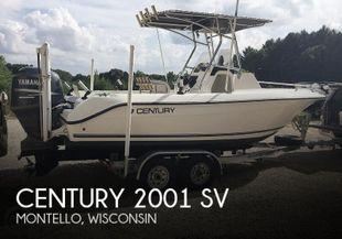 2008 Century 2001 SV