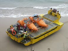 3no Amphibious barges & business For Sale in part or whole