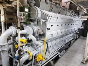 Engine main