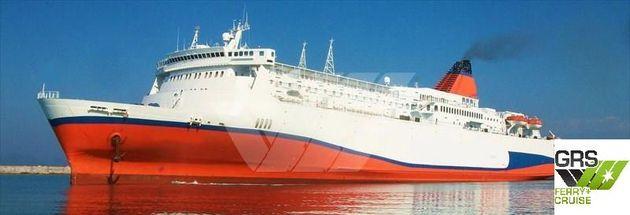 193m / 800 pax Passenger / RoRo Ship for Sale / #1034298